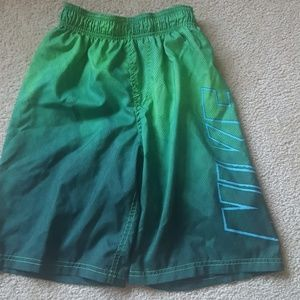 Nike Boys swimtrunks size medium